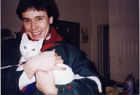 1991 David Holding Mohawk